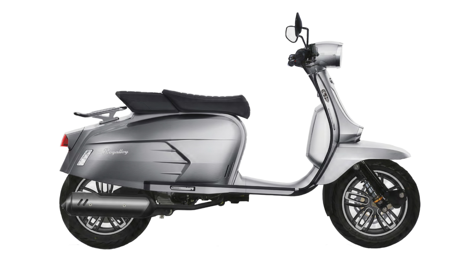 royal alloy gp 125 ac ital scooters. Black Bedroom Furniture Sets. Home Design Ideas